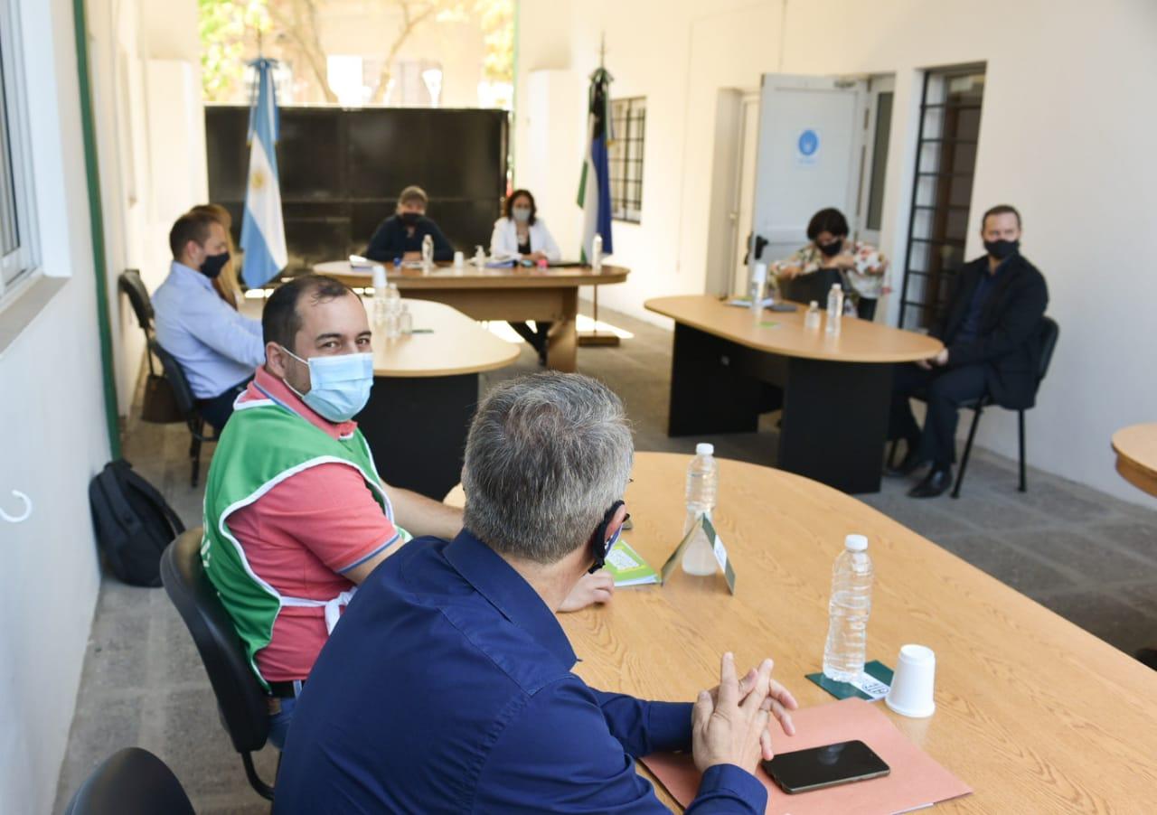 Nuevo encuentro de la comisión redactora del CCT