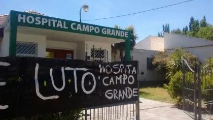 Campo Grande | ATE expresó alarma por médico baleado y reclama condiciones seguras de trabajo