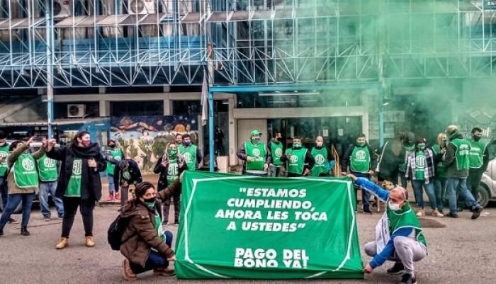 URGENTE | Hoy ATE moviliza sus Delegados a Cipolletti a la Comisión de Salud