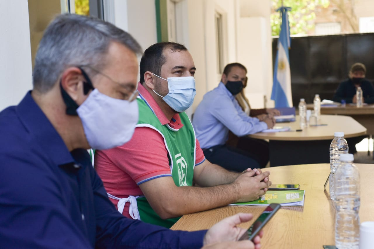 Médicos de la conducción de ATE participarán de la Comisión de Salud que se reúne hoy