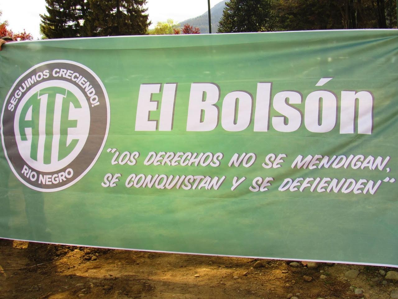 El Bolsón | Preocupa a ATE el silencio del Ejecutivo