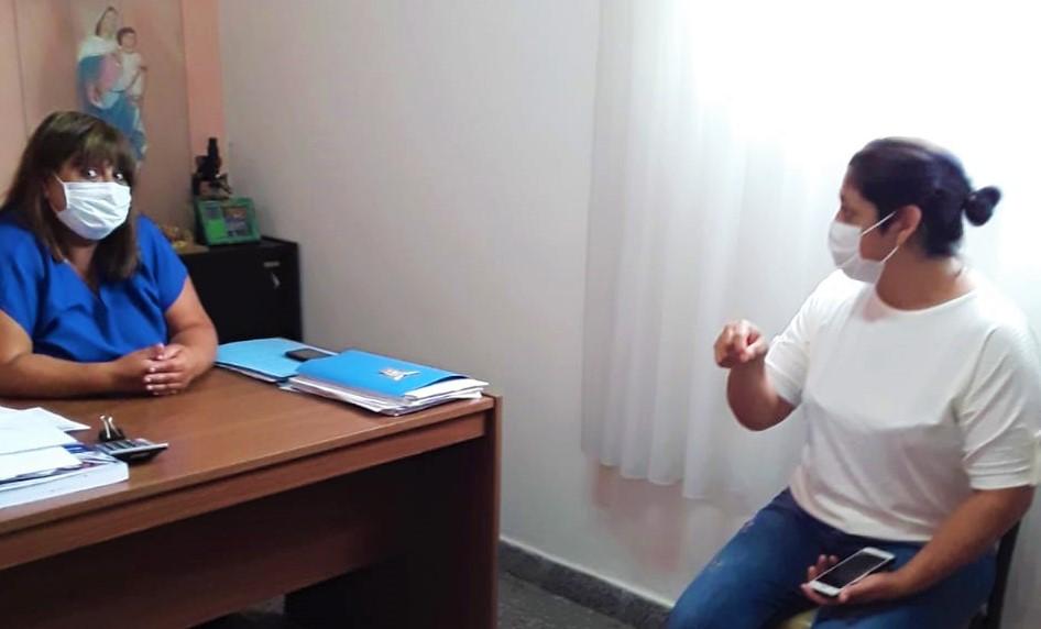 Lamarque   ATE logra mejoras en el servicio del Hospital Rebok