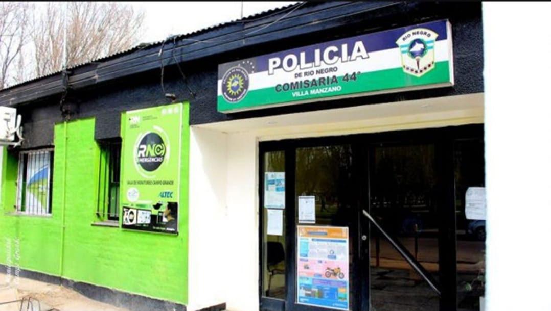 URGENTE   Campo Grande: Abuso policial contra delegado de ATE en la Comisaría 44