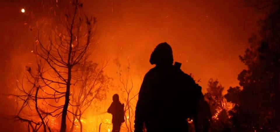 El Bolsón | ATE Manifiesta preocupación por situación de brigadistas y demanda más logística y recursos