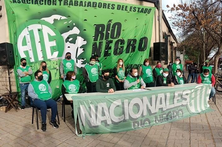 Nacionales | Mañana a las 10 en Roca ATE convoca a conferencia de prensa