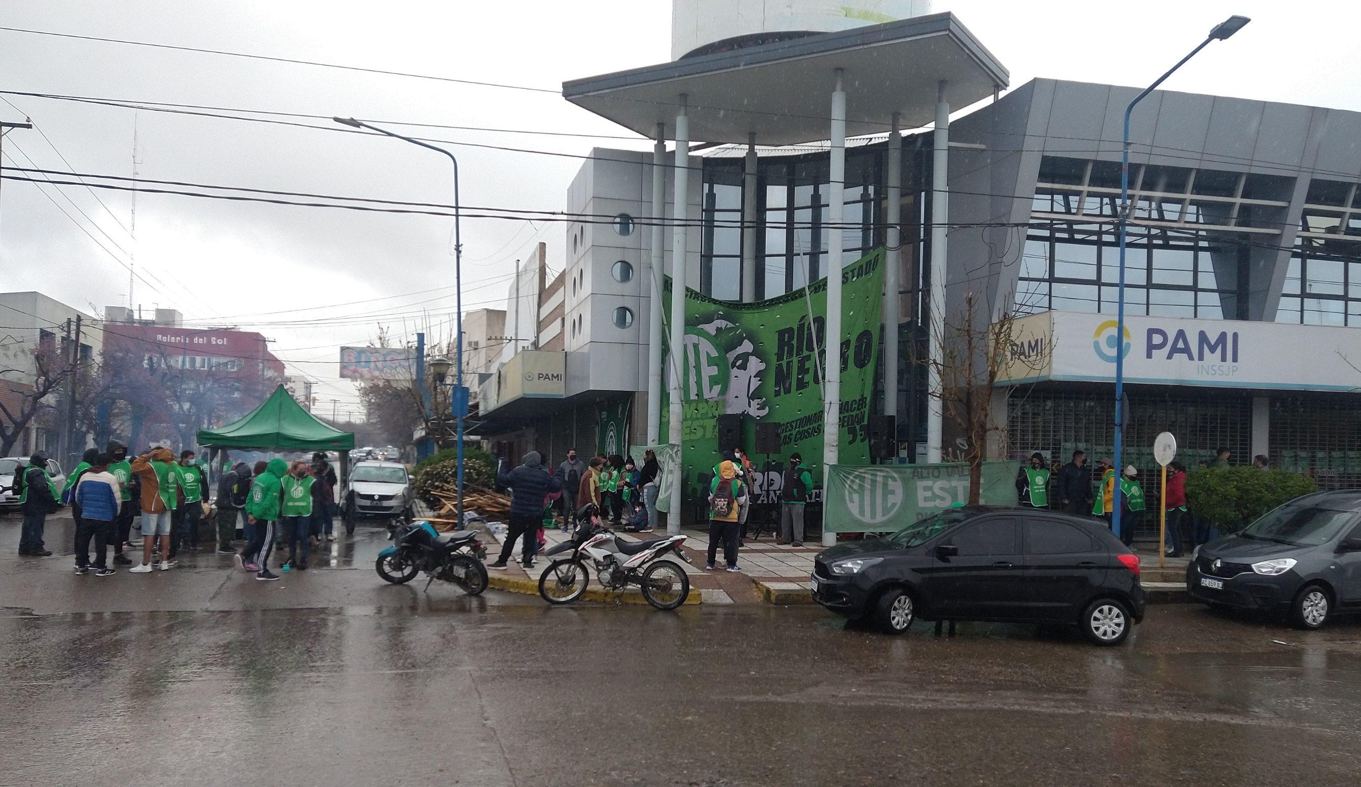 PAMI | ATE anticipó que profundizará las protestas
