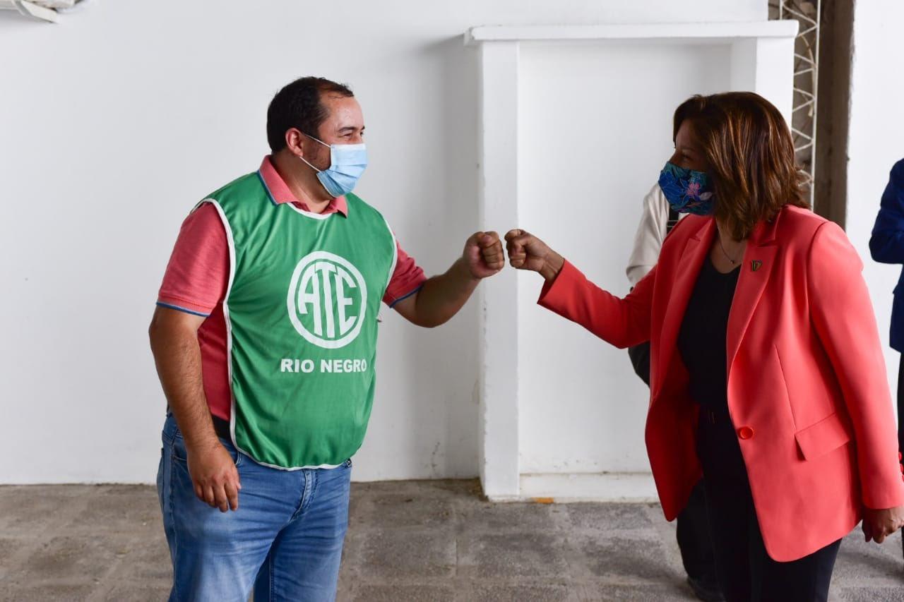 Importante | Hoy a las 12 ATE se reúne con la gobernadora Carreras y podría haber anuncios