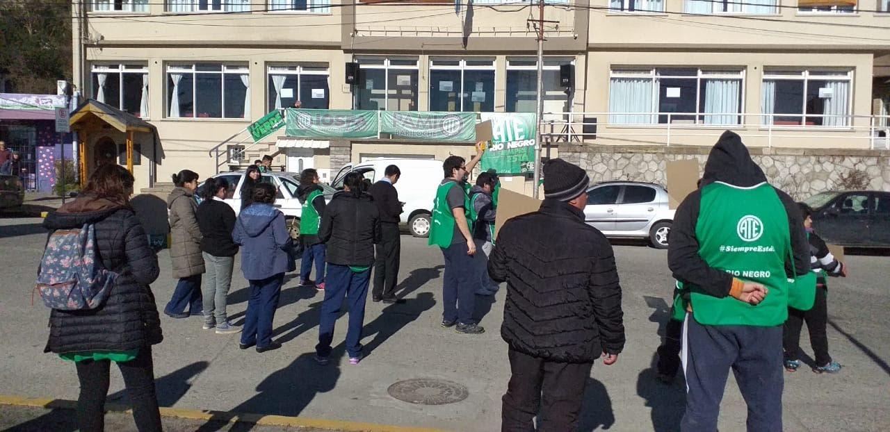 Bariloche   Desde las 9 ATE protesta contra el vaciamiento del IOSFA